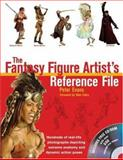 The Fantasy Figure Artist's Reference File, Peter Evans, 0764179616