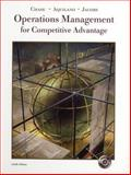 Operations Management for Competitive Advanage with PowerWeb 9780072509618