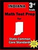 Indiana 3rd Grade Math Test Prep, Teachers Treasures, 148250961X