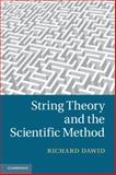 String Theory and the Scientific Method, Dawid, Richard, 1107449618