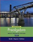 Prealgebra, Hutchison, Donald and Bergman, Barry, 0077299620