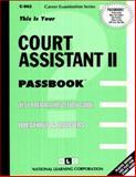 Court Assistant II, Jack Rudman, 083730962X