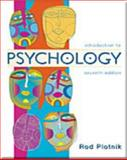 Introduction to Psychology, Plotnik, Rod, 0534589626