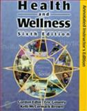 Health and Wellness, Edlin, Gordon and Golanty, Eric, 076370962X