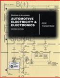 Workbook for Santini's Automotive Electricity and Electronics, Santini, Al, 1428399623