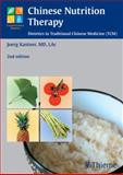 Chinese Nutrition Therapy : Dietetics in Traditional Chinese Medicine (TCM), Kastner, Joerg, 3131309628