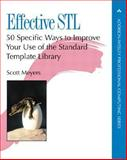 Effective STL : 50 Specific Ways to Improve Your Use of the Standard Template Library, Meyers, Scott, 0201749629