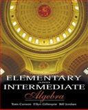 Elementary and Intermediate Algebra 9780201729627