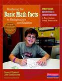 Mastering the Basic Math Facts in Multiplication and Division, Susan O'Connell and John SanGiovanni, 0325029628