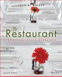 The Restaurant: from Concept to Operation, Walker, John R., 1118629620