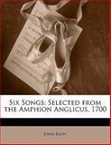 Six Songs, John Blow, 1141389622