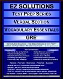 EZ Solutions: Test Prep Series: Verbal Section: Vocabulary Essentials, Punit Raja SuryaChandra and EZ Solutions, 1605629626
