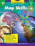 Map Skills, Sharon Thompson, 0887249639