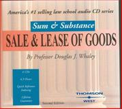 CAS Sum and Substance Audio on Sale and Lease of Goods, Whaley, Douglas J., 0314159630