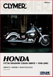 Honda VT750 Shadow Chain Drive 1998-2005, Clymer Publications Staff, 0892879637