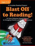 Blast off to Reading, Cheryl Orlassino, 0983199639