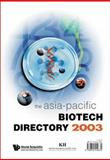 Asia-Pacific Biotech Directory, Journal, 9810249632