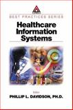 Health Care Information Systems, Davidson, Phillip L., 0849399637