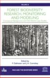 Forest Biodiversity Research, Monitoring, and Modeling 9781850709633