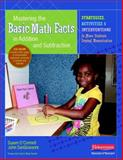 Mastering the Basic Math Facts in Addition and Subtraction, Susan O'Connell and John SanGiovanni, 0325029636