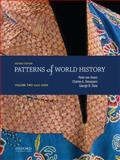 Patterns of World History since 1400, Von Sivers, Peter and Desnoyers, Charles A., 0199399638