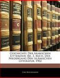 Geschichte der Arabischen Litteratur, Carl Brockelmann, 114467963X