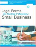Legal Forms for Starting and Running a Small Business, Fred S. Steingold, 1413319637