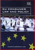 EU Consumer Law and Policy, Weatherill, Stephen, 1843769638