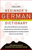 Collins Beginner's German Dictionary, HarperCollins UK Staff, 0061349631