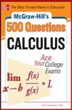 Calculus, Mendelson, Elliott, 0071789634