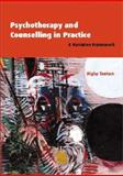 Psychotherapy and Counselling in Practice : A Narrative Framework, Tantam, Digby, 0521479630
