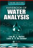 Handbook of Water Analysis, Third Edition, , 1439889643