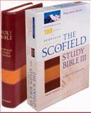 Scofield Study Bible III King James Version, Centennial Edition, , 0195279646