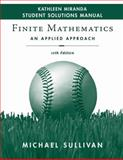 Finite Mathematics : An Applied Approach, Sullivan, Michael, 0470249641