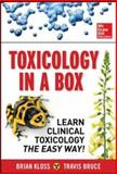 Toxicology in a Box, Kloss, Brian and Bruce, Travis, 0071799648