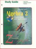 Algebra 2, Miriam A. Leiva, 0395769647