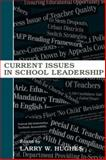 Current Issues in School Leadership, , 0805849645