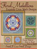 Floral Medallions Exquisite Cross Stitch Designs, Tracy Warrington, 1495269647