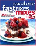 Fast Fixes with Mixes, Taste of Home Editorial Staff, 0898219647