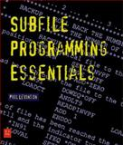 Essentials of Subfile Programming and Advanced Topics in RPG/400, Levinson, Phil, 1882419642