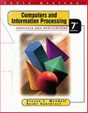 Computers and Information Processing : Concepts and Applications, Mandell, Steven L., 0314929649