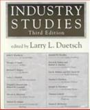 Industry Studies 9780765609649