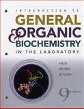 Introduction to General, Organic, and Biochemistry in the Laoratory, Hein, Morris and Peisen, Judith N., 0470239654