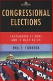 Congressional Elections, Paul S. Herrnson, 0872899659