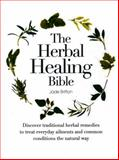 The Herbal Healing Bible, Jade Britton, 0785829652