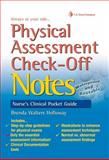 Physical Assessment Check-Off Notes