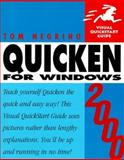 Quicken 2000 for Windows, Negrino, Tom, 0201699656