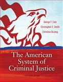 American System of Criminal Justice, Cole, George F. and DeJong, Christina, 1133049656