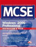 MCSE Windows Professional Instructor's Pack, Syngress Media, Inc. Staff, 0072129654