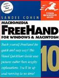 Macromedia FreeHand 10 for Windows and Macintosh, Sandee Cohen, 0201749653